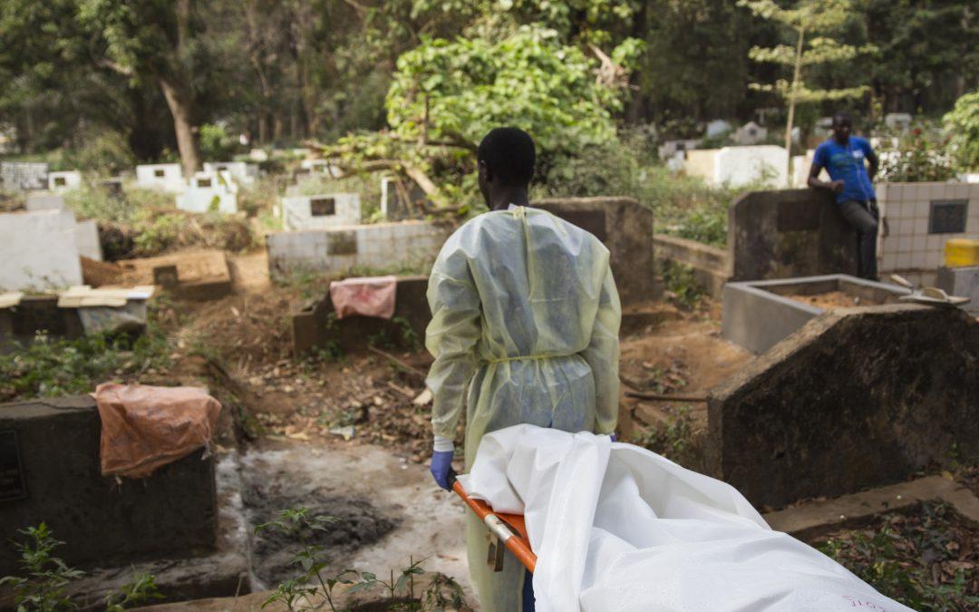 Ebola Burial